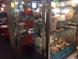 新宿駅サザンテラス口の韓飯屋