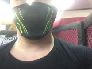 VENUM(ヴェナム)フェイスマスク